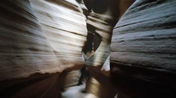 Upper Antelope Canyon Page Hiking Arizona