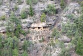 Walnut Canyon Cliff Dwelling
