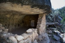 Walnut Canyon Native American Ruins