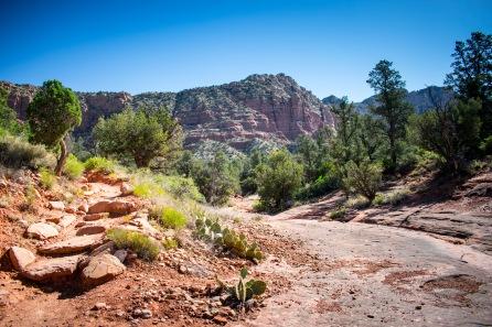Sedona Courthouse Butte Hiking Arizona
