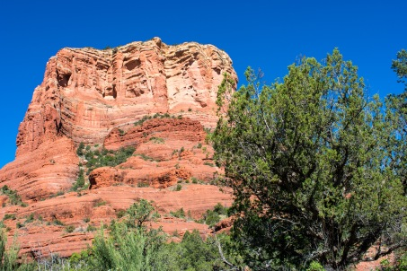 Sedona Courthouse Butte Trail 43