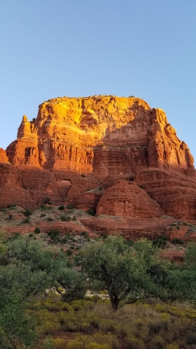Courthouse Butte Trail Sedona Arizona