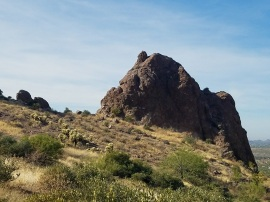 Lost Dutchman State Park Arizona Hiking Rusty Ward
