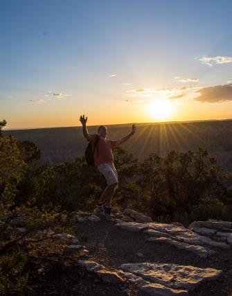 Grand Canyon South Rim Rusty Ward
